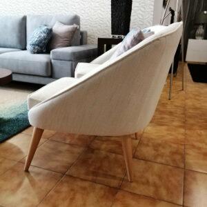 Cadeirão Porcel ref Cadeirao001