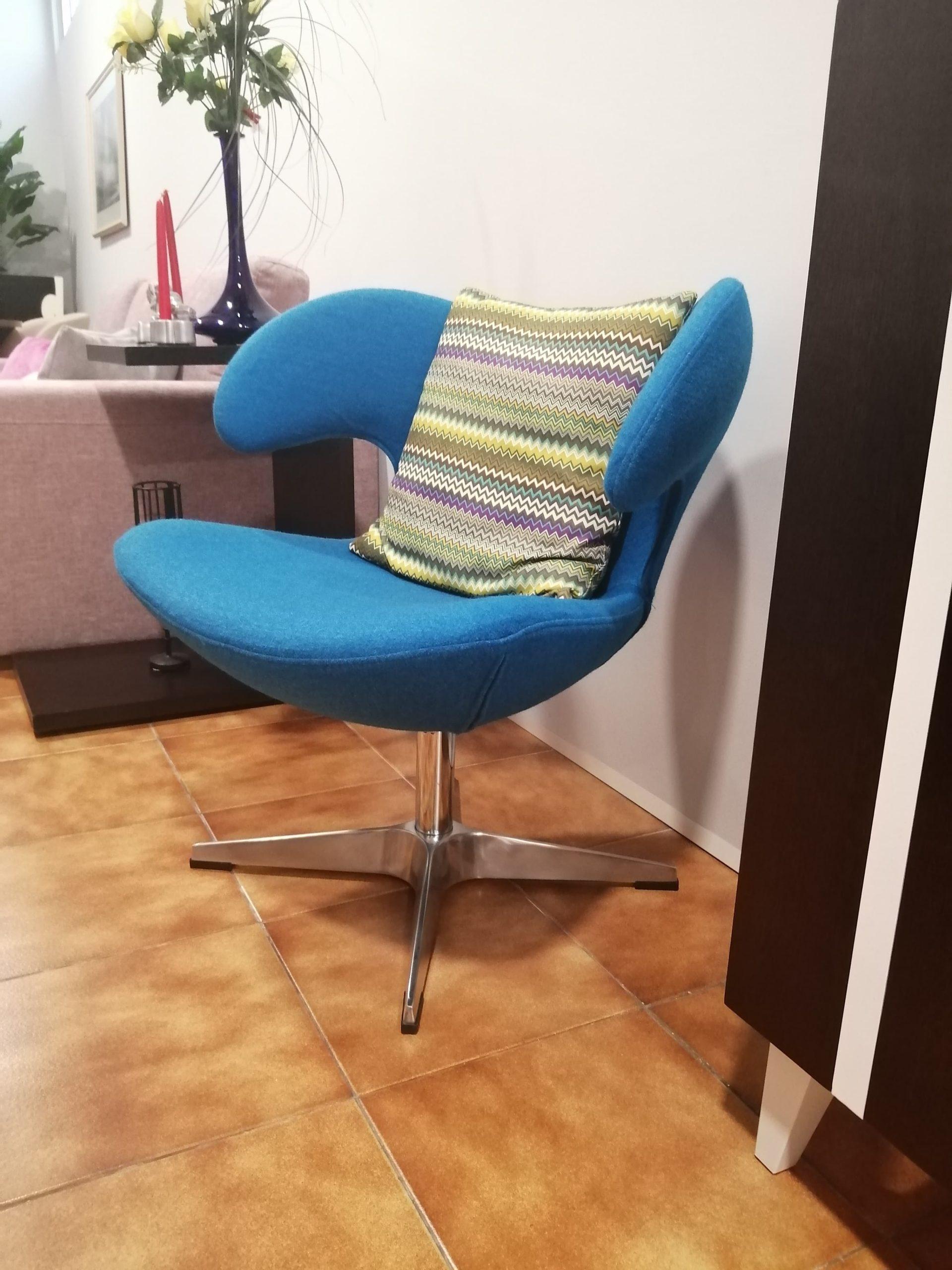 Cadeirao Garra Azul - ref Cadeirao0005