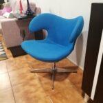 Cadeirao Garra Azul ref Cadeirao0005