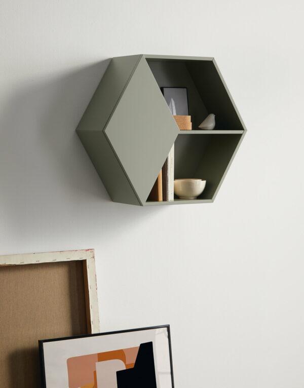 Cubo Luso Cinza ref Elemento004CZ