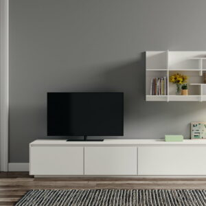 Móvel TV Theo ref MovelTV015 - Móveis Sala de Estar por Medida Crispalmóvel