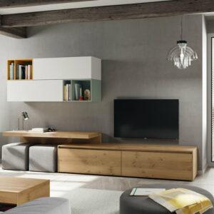 Móvel Tv Vio ref MovelTV016 - Móveis Sala de Estar por Medida Crispalmóvel