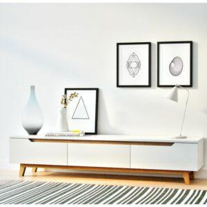 Móvel TV Nórdico ref MovelTV006 - Móveis Sala de Estar por Medida Crispalmóvel