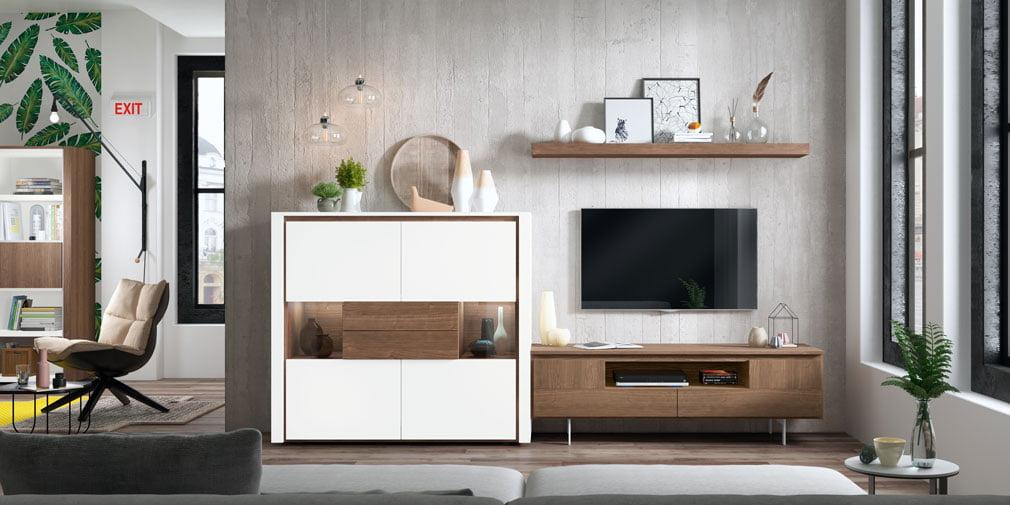 Tuti Prateleira Simply ref Elemento004 - Móveis Sala de Estar por Medida Crispalmóvel