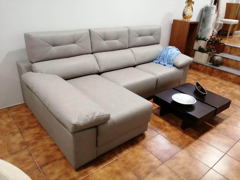 Sofa Chaise Goya ref SofaChaise003CZ