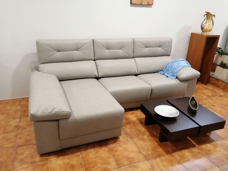 Sofa Chaise Goya - ref SofaChaise003CZ