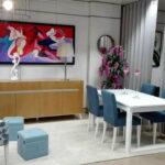 Sala de Jantar Nórdica - Móveis por Medida Sala de Jantar - Crispalmóvel Loja de Móveis e Decoração no Porto e em Guimarães