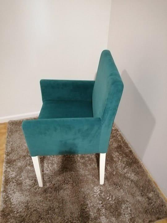 Cadeirão Simply braços ref Cadeira012