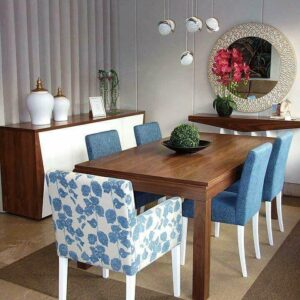Sala de Jantar Four Simply - Móveis por Medida Sala de Jantar - Crispalmóvel Loja de Móveis e Decoração no Porto e em Guimarães