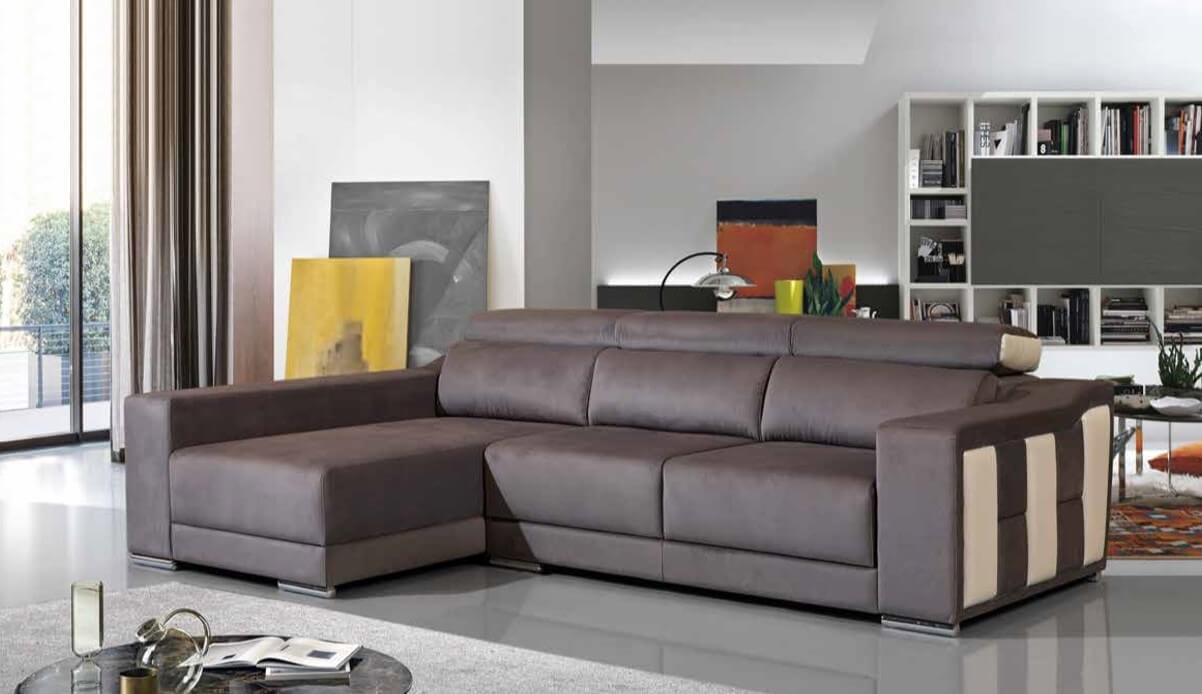 Sofa Chaise Tavira ref SofaChaise015