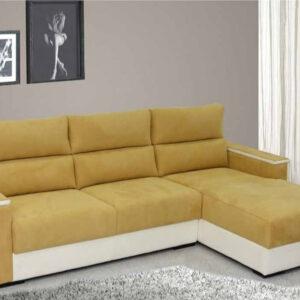 Sofa Chaise Viena - ref SofaChaise016