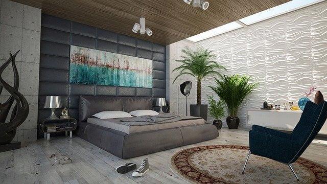 Mobilia de quarto de casal Crispalmóvel Loja de Móveis Porto e Guimarães