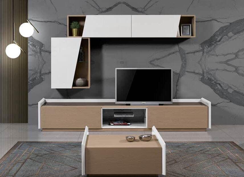 Masteng Estantes e Móvel Tv - Móveis Sala de Estar por Medida Crispalmóvel