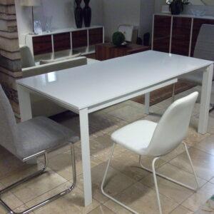 Mesa Branca Extensivel ref301