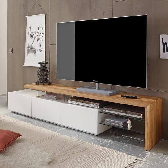 Reta Móvel Tv - Móveis Sala de Estar por Medida Crispalmóvel