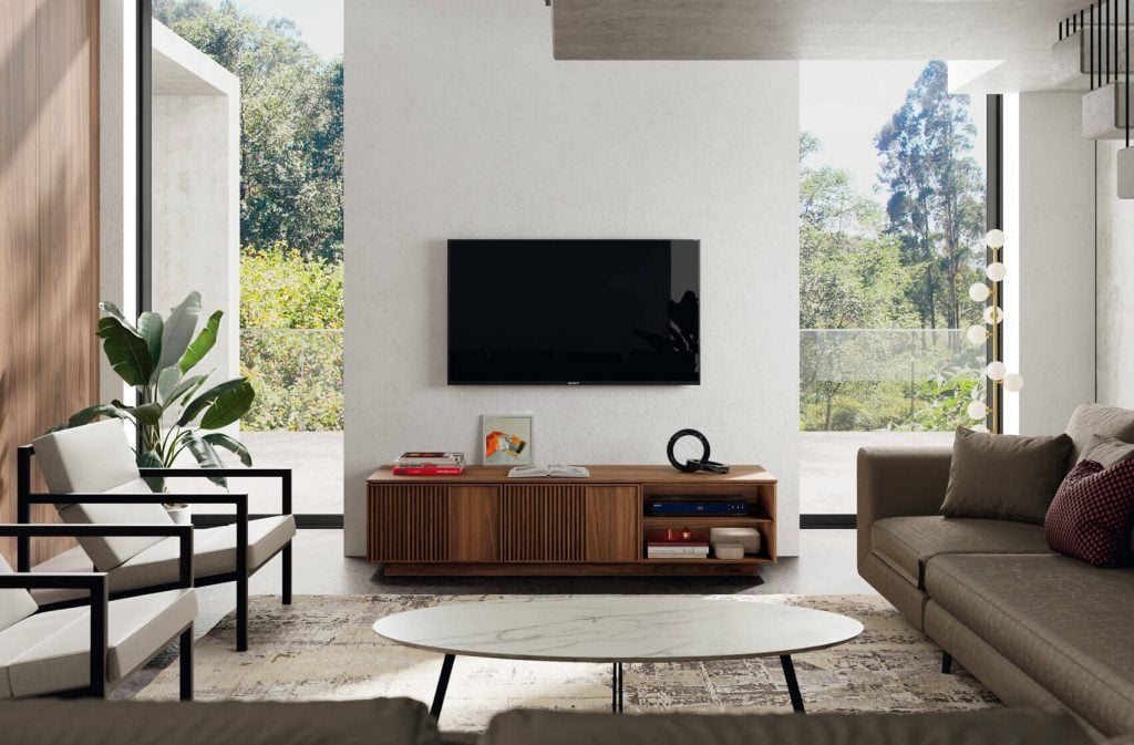 Ripada Móvel Tv - Móveis Sala de Estar por Medida Crispalmóvel