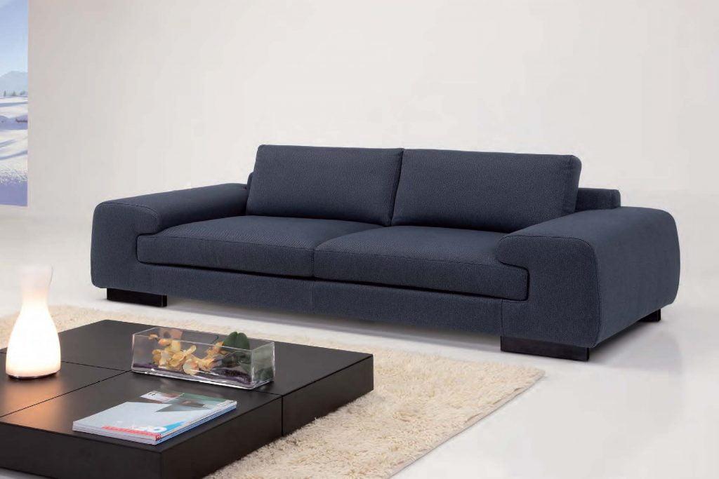 Tessuto Sofá 3 Lugares - Sofás Por Medida Crispalmóvel