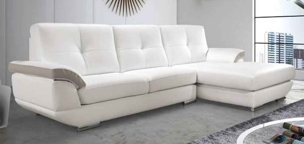 Estrela Sofá Chaise Lounge - Sofás Por Medida Crispalmóvel