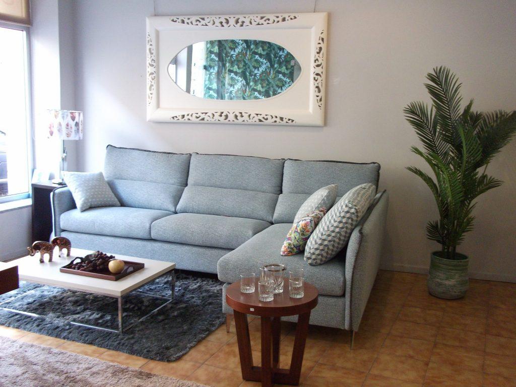 Fuly Sofá Chaise Lounge - Sofás Por Medida Crispalmóvel
