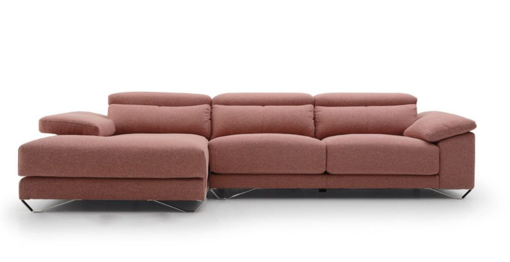 Takay Sofá Chaise Lounge - Sofás Por Medida Crispalmóvel