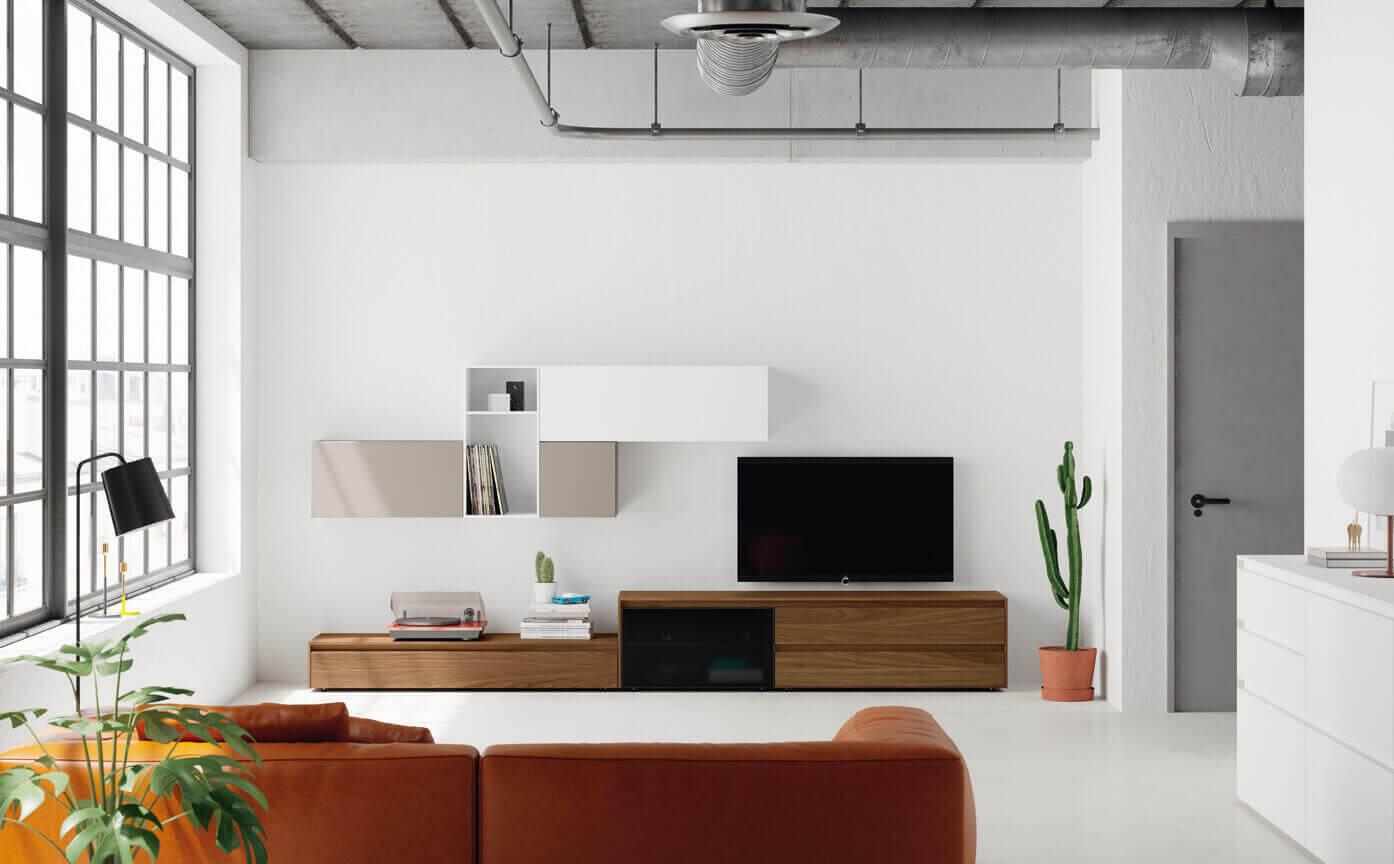 Suberna Estantes e Móvel Tv - Móveis Sala de Estar por Medida Crispalmóvel