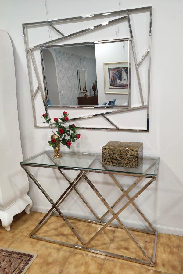 Espelho Desigual e Consola Estrela scaled