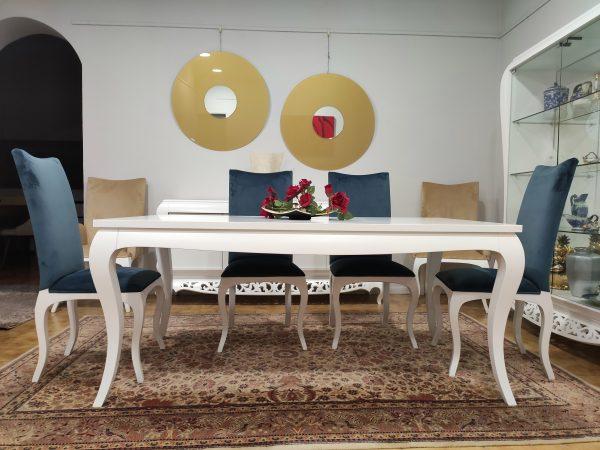 Mesa Branca Extensivel Glamour 3 scaled