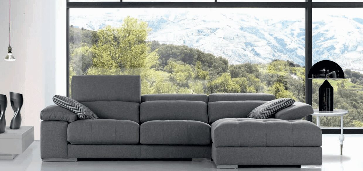 Confi Chaise Lounge Sofas por Medida Crispalmovel
