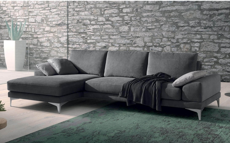 Elma Chaise Lounge Sofas por Medida Crispalmovel