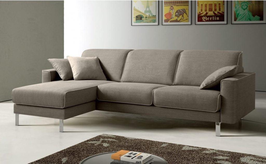 Mena Chaise Lounge Sofas por Medida Crispalmovel