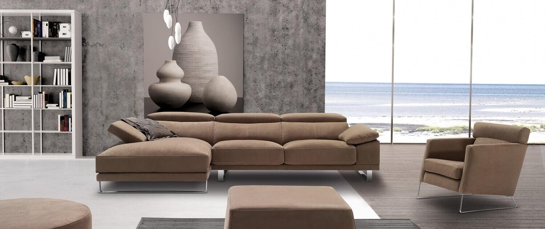 Pequim Chaise Lounge Sofas por Medida Crispalmovel