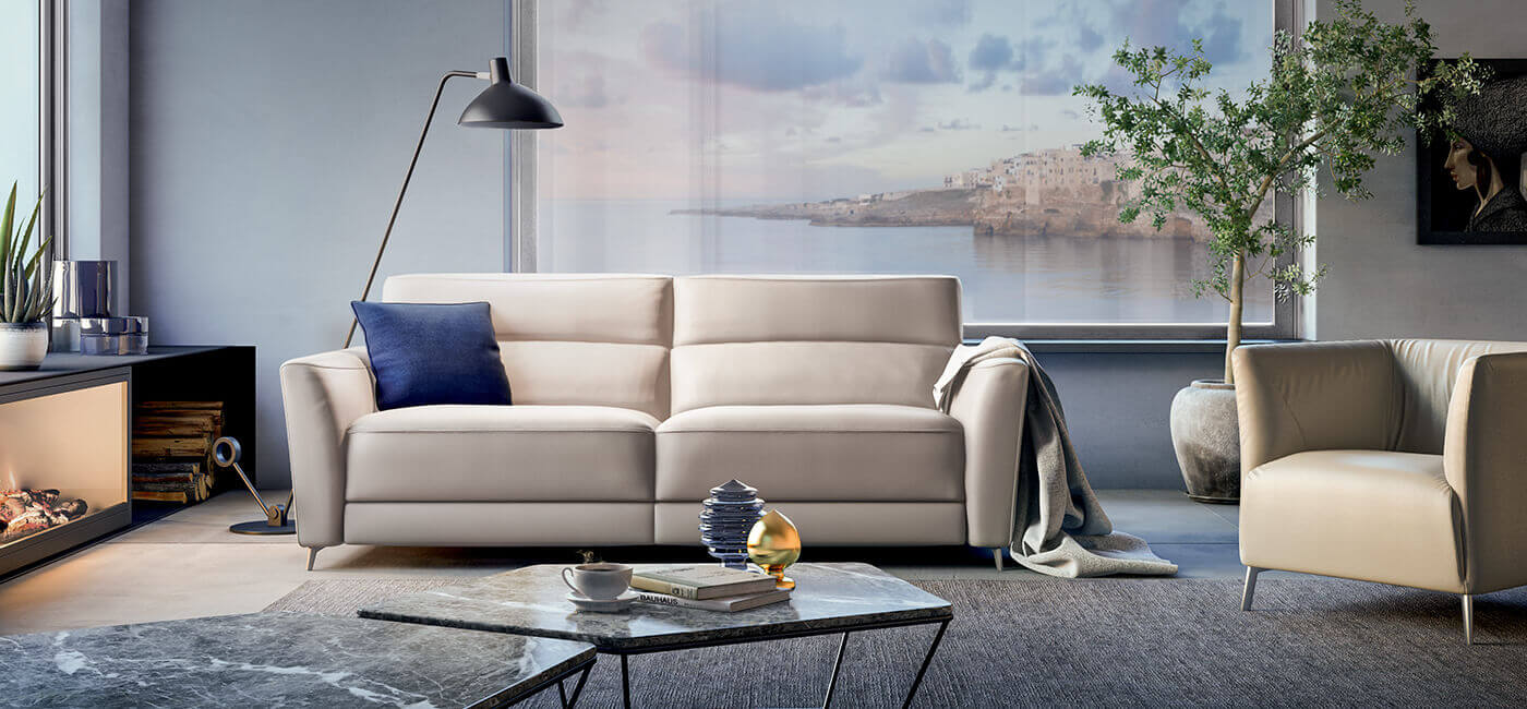 Posi Sofa de 2 e 3 Lugares Por Medida Crispalmovel