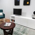 Movel Tv Bianca Lacado a Branco 3