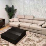 Sofa de 3 Lugares Relax A12 em tecido microfibra com encostos de cabeca e bracos reclinaveis e assentos deslizantes 1 scaled