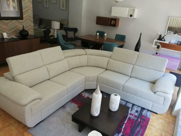 Sofa de Canto Oasis 1550 Medidas c x l 260 x 260 cm