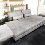 Serena Sofa de 3 Lugares Cinza com Sistemas Relax Inov Encostos e Apoio de Bracos Reclinaveis 7